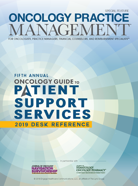 2019 Patient Guide to Support Services