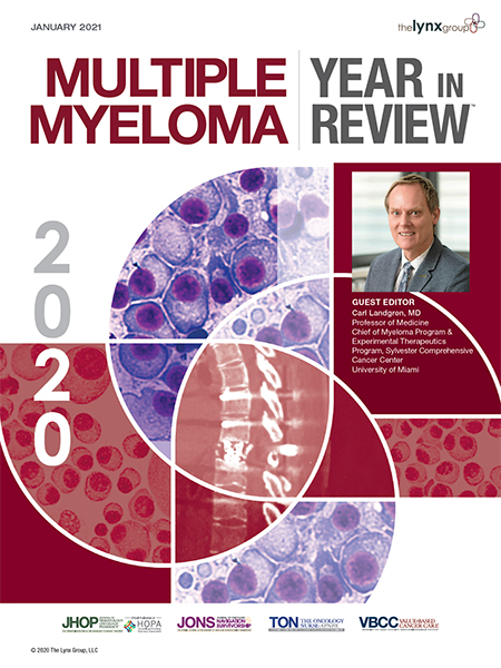 2020 Year in Review: Multiple Myeloma
