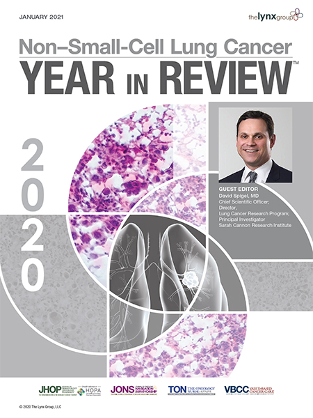 2020 Year in Review: Non–Small-Cell Lung Cancer