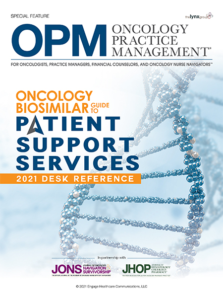 2021 Oncology Biosimilar Guide to Patient Support Services