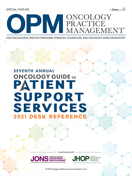 2021 Oncology Guide to Patient Support Services